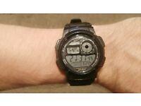 Casio AE-1000W mens digital wrist watch