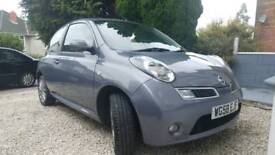 Nissan Micra Active Luxury - Top of the Range, Recently Serviced and MOT'd