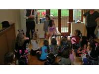 Children's / Kids Entertainer. Magic shows, Disco dancing, party games and Balloon modeling