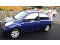 NISSAN Micra Very VERY Reliable car