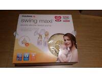 Medela swing double breast pump