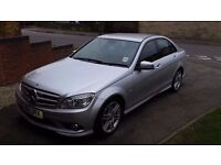 2011 Mercedes - Benz C250 CDI BlueEFFICIENCY Sport 2.1 4dr (AMG Styling) Reduced to £9195!