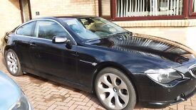 2004 BMW 645CI (price reduced)