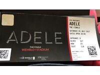 Adele ticket