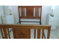 Edwardian Bed