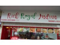 Licensed Restaurant/takeaway business for sale in city centre. closing down sale!!!!!!!!!