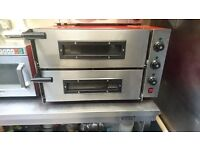 Pizza Oven (Electric, Twin Deck) £300