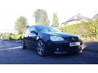 VW GOLF GT TDI 2006