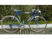Vintage Raleigh racer bike