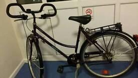 German touring bike