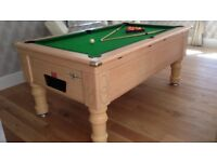 SUPREME PRINCE BEACH 7 BY 4 POOL TABLE FREE PLAY NEW IN STOCK