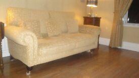 Laura Ashley Kingston large two seater sofa