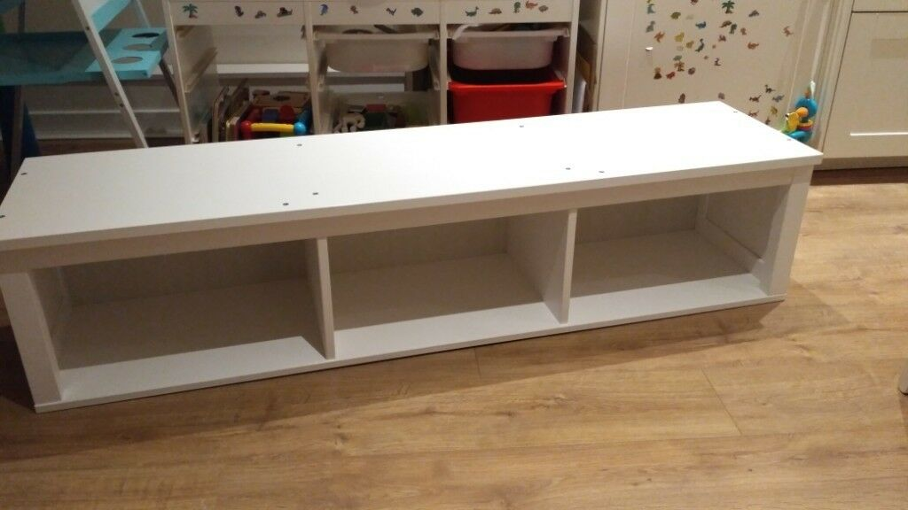 Ikea Hemnes Wall Bridging Shelf In