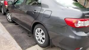 toyota corolla 2012 model( well maintained everything new 10/10 condition