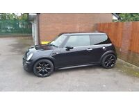 MINI COOPER S 1.6 SUPERCHARGED FULLY LOADED + CHILLI PACK VERY REAR CLEAN CONDITION