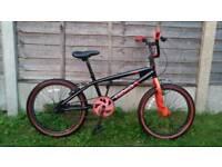 "Muddyfox bmx 20"" wheel bike"