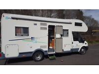 FORD TRANSIT CHAUSSON