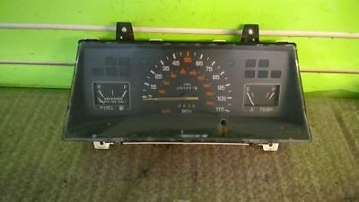 88 MIGHT MAX PICKUP TRUCK 2.0 MT SPEEDOMETER CLUSTER OEM 1383-1