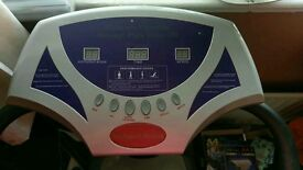 Massage, exercise, weight loss vibration plate