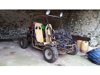 Beach buggy gocart off road project spares or repair