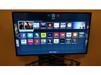 "Samsung 46"" LED Smart TV model UE46F5500AK - mint condition and perfect working order."