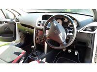 Peugeot 207 sportium 1.4 Low miles, recent MOT, 2 owners - £4000 ovno