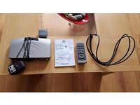 Sagem ITD 66 Digital TV box with SD card reader / photo viewer