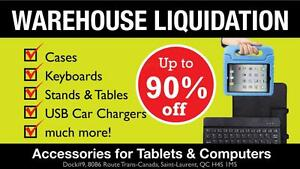 WAREHOUSE SALE TABLET CASES STARTING AT $3