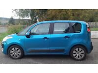 Citroen C3 Picasso VTR+ HDi (MPV class), 2011 plate, very low mileage and in very good condition.