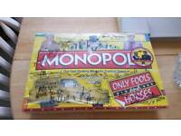 Only fools and horses signed and sealed monopoly