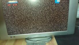 "Sanyo 32"" flat screen freeview TV"