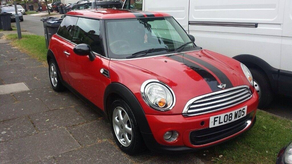 BARGAIN mini one 2008 £2795
