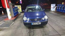 Bargain VW Polo 1.2 Petrol 2002