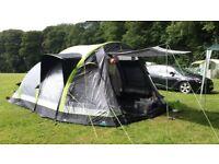 Airgo cirus 6 inflatable tent