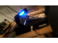 Fully working PS4 500 GB w/ Box & 4 Games (Dodgy controller, R2 Button sticks EASY / CHEAP FIX)