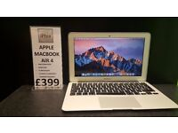 MACBOOK AIR 11 INCH 256GB SSD i5 PROCESSOR FAIR CONDITION