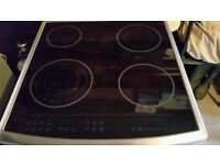 Electrolux electric cooker with user manual.