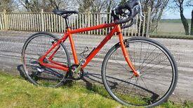 Islabike Luath 26 bike