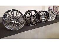 4 NEW BMW ALLOY WHEELS FOR SALE E92 E60 F30 F10 X5 X6 M3 Z4 1 3 5 6 7 SERIES