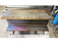 Universal RSJ Steel Beams Anvil 25KG