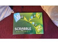Adult Scrabble board game - brand new and still in cellophane wrap
