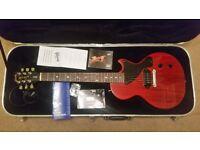 Gibson Les Paul Junior 2015 model.