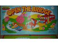 Open the Bridge vintage board game by Spears Games