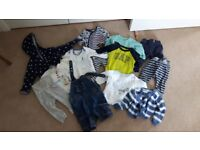 Baby Boy clothes bundle #1 - 3 - 6 months