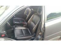 mitsubishi carisma elegance di-d 5door hatchback 1.9 turbo black leather interior