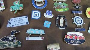 Reduced: Lots of Lion's Club Pins Kitchener / Waterloo Kitchener Area image 4