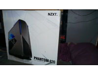 NZXT phantom 820 gaming super tower case