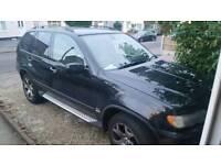 BMW X5 for sale on bi-gas CHEAP FUEL