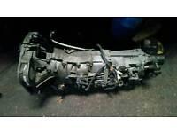 Subaru wrx gearbox 2aa
