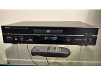 Denon DCD-635 CD player with remote. HiFi Separate